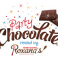 Chocolate Party and Giveaway!