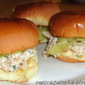 Crock Pot Chicken Caesar Sandwiches
