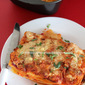 Mushroom Lasagna - Vegetarian Meatless Lasagna Recipe