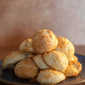 Easy, Cheesy Puffs. Blue Cheese Gougéres