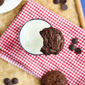 Whole Wheat Double Chocolate Chip Cinnamon Cookie Recipe