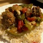 High Peaks Crockpot Sausage and Peppers