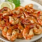 Easy Spicy Buttered Prawns