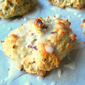Fig & Orange Peel Scones