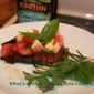 Portabello Insalata Caprese Recipe and Pompeian Oil Review