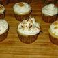Meyer Lemon Cupcake Minis