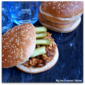 Pulled BBQ Chicken Sandwiches