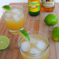 Ginger Pineapple Rum Punch