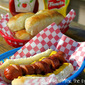 Perfect Homemade Hot Dog -- in about an hour!