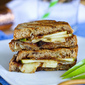 Gruyère, Apples & Fig Panini Recipe {Giveaway}