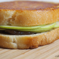 Gourmet Grilled Cheese Sandwich Recipe with Apple, Brie and Chutney