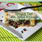 Spinach Bacon Tart