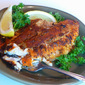 Grilled Catfish with Herb Rub