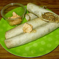 Baked Pork Flautas