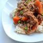 Carrot Fest '13: Mongolian Beef Stew