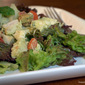 Fresh Seafood Salad with Tilapia and a Light Caesar Dressing