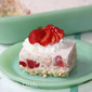 Frozen Strawberry Pretzel Salad
