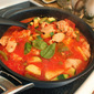 Zucchini Chicken Tomato Bean Stew Recipe