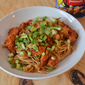 Chili Chicken & Peanut Noodles #PowerofthePeanut