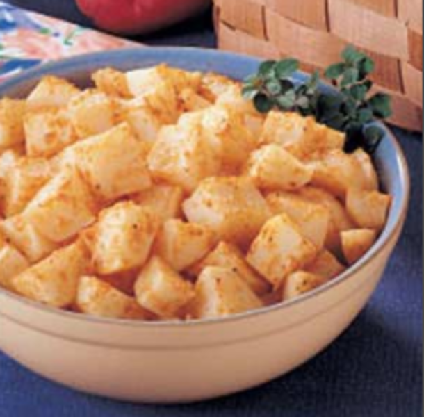 how to cook sweet potatoes in oven cubed