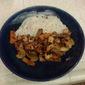 Tofu Stir Fry with Soy Lime Sauce