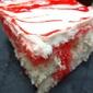 Vampire Poke Cake
