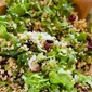 Bulgur, Kale and Cranberry Salad