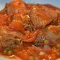 Sarciadong Manok (Chicken Sarciado)