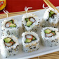How to Make Beauty VEGEMITE Sushi Rolls (California Roll) - Video Recipe