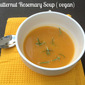 Savory Butternut Squash Soup for Weight Loss