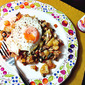 Chicken Chile Hash