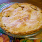Five Spice Apple Pie