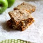 Apple Butterscotch Blondies