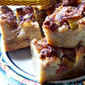 Making time for Cherished Moments: Caramel Apple Bread Pudding.
