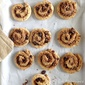 Cinnamon-Raisin-Walnut Pinwheels