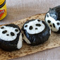 How to Make VEGEMITE Onigiri Rice Balls (Panda Omusubi Nori de Pakutto Recipe) - Video Recipe