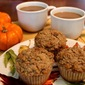 Connecting Over Coffee & Cinnamon Muffins with Maple-Oat Streusel #loveyourcup