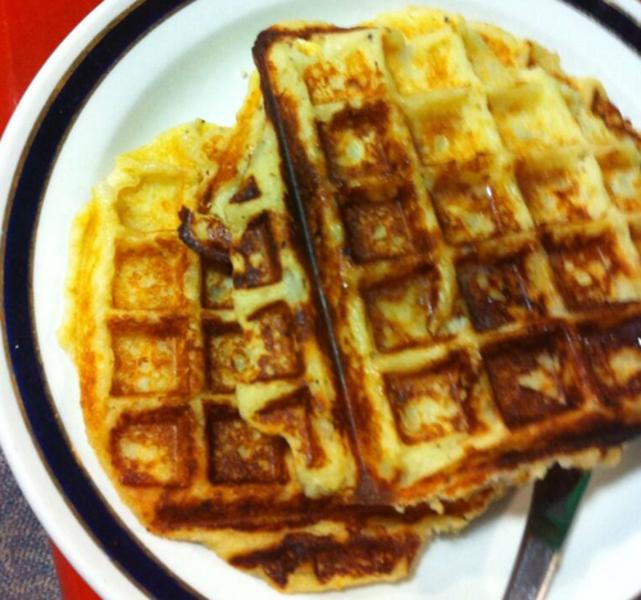 potato waffles Recipe by Chez - CookEatShare