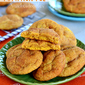 Pumpkin Pie Snickerdoodles