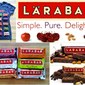 A Healthy Snack Bar Giveaway from LÄRABAR!!