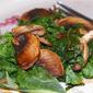 A Better Breakfast: Kale & Mushroom Saute'