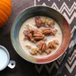 Spiced Maple Pumpkin Breakfast Quinoa