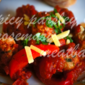 The spicy parsley & rosemary meatball