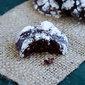 Crackle Top Brownie Cookies