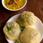matar kachori – how to make bengali matar kachori or motor shutir kochuri
