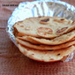 Wheat Naan Bread | Naan Recipe No yeast Method - Step by Step pictures