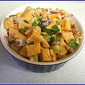 My Meatless Mondays - Sweet Potato Salad