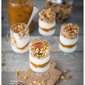 Pumpkin Vanilla Yogurt Parfaits with Pumpkin Pecan Granola
