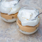 Easy Pumpkin Parfaits with Greek Yogurt {Spooky Treats Week – Treat #1}