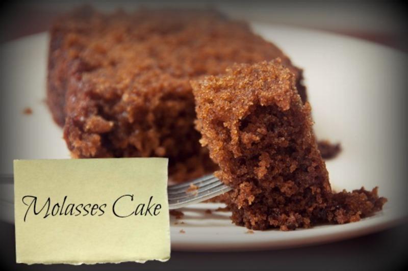 Molasses Cake Recipe by Dominick - CookEatShare
